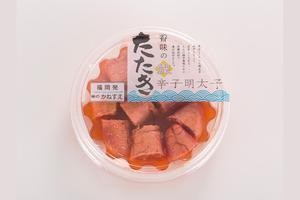 たたき辛子明太子香味の蔵(150g)