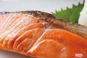 天然紅鮭(薄塩)